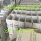 杭州中瑞无缝不燃双面彩钢板玻纤复合风管